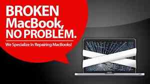 COMPUTER REPAIR SERVICES (MACBOOK, LAPTOPS, DESKTOP)