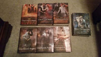 Mortal Instruments books 4-6 &bane chronicles by cassandra clare