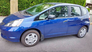 2014 Honda Fit DX - AS NEW ONLY 13,000 kilometers