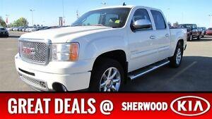 2013 GMC Sierra 1500 4WD CREWCAB DENALI Special - Was $39995 $28