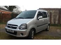 Vauxhall Agila 1.2 Design - 2006 - Genuine low miles, just serviced!!
