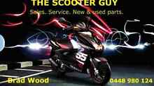 The scooter guy wrecking,servicing,repairs Southport Gold Coast City Preview