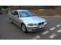 2002 52 BMW 316Ti SE 3 DOOR