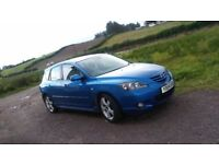 Mint Mazda 3 2.0 Sport Blue Excellent Condition