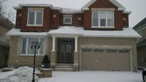 tunning 4-bedroom Model Home in Orleans - $3,100/Month