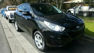 2013 Hyundai ix35 Black Dandenong Greater Dandenong Preview