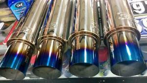 HKS 2pouce -  3.5pouce outlet......... Titanium SPECIAL 145$