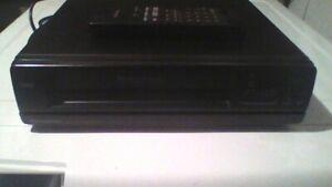 1990 Panasonic PV-2903-K VCR with Original Remote
