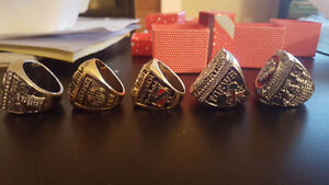 NHL and Toronto Blue Jays replica Championship rings for sale Regina Regina Area image 6
