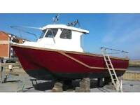 BJR Westral Chief Fishing Boat