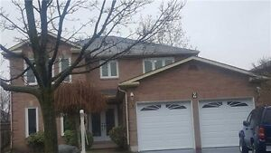 Rare 3 Bedroom Basement Apartment in Ajax !! Own Laundry!!