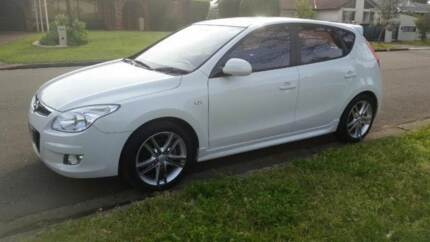 2010 Hyundai i30 Hatchback Picnic Point Bankstown Area Preview