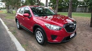 2014 Mazda CX-5 KE1032 Maxx SKYACTIV-Drive AWD Red 6 Speed Sports Automatic Wagon Maryborough Fraser Coast Preview