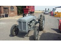 Massy Furguson Tractor 1953