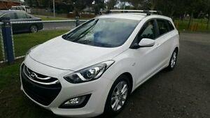2013 Hyundai i30 White Sports Automatic Wagon Dandenong Greater Dandenong Preview