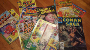 For Sale Comics