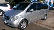2005 Mercedes-Benz Viano 639 3.5 Ambiente Silver 5 Speed Auto Touchshift Wagon Maidstone Maribyrnong Area Preview