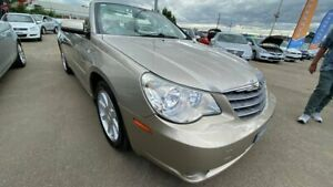 2008 Chrysler Sebring JS Touring Gold 6 Speed Sports Automatic Convertible Maidstone Maribyrnong Area Preview