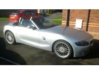Bmw Z4 2 seater soft top sport car low miles must go! PX swaps part exchange welcome