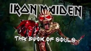 4x Iron Maiden tickets Quebec with Ghost