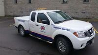 Driver - Road side assistance - Orangeville, Caledon and bolton