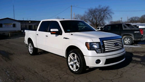2011 Ford F150 Limited