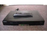 Samsung DVD-SH871M Freeview 160GB HDMI Hard Drive Recorder - With Remote