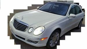 2008 Mercedes-Benz E-Class 550 Sedan