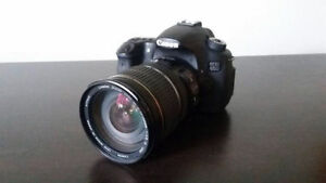 Canon 60d Package