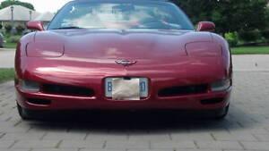 1999 Chevrolet Corvette Six Speed Convertible