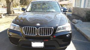 2013 BMW X3 35i SUV, Crossover