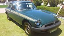 1975 M.G. MGB Coupe Waggrakine Geraldton City Preview