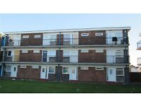 One Bedroom unfurnished flat at Riversdale House, Choppington. DSS applicants accepted, no deposit.
