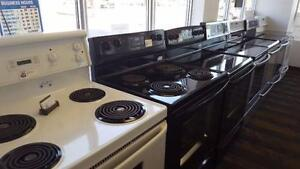 SALE!  -  Smooth Top STOVES  Starting $335  -  Coil Tops from $270  -  Slide In  $475