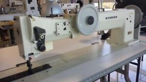 Long arm sewing machine - long arm - walking foot - machine a coudre
