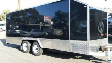 QUALITY  CUSTOM BUILT TRAILERS! Willaston Gawler Area Preview