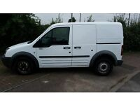 Ford transit connect t220 l90 2007 5 seater mot 10 months