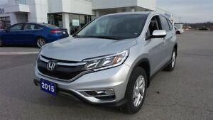 2015 Honda CR-V EX, Local Trade In, Moonroof!