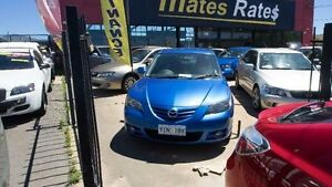 2004 Mazda 3 BK1031 SP23 Blue Sports Automatic Hatchback Fyshwick South Canberra Preview