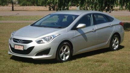 2012 Hyundai i40 VF2 Active Silver 6 Speed Sports Automatic Sedan