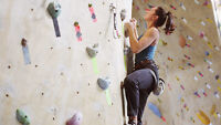 Looking for awesome beginner climbing partner