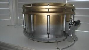 """PEARL - 8"""" X 14"""" Free Floating,Marching Snare Drum"""