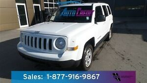 2012 Jeep Patriot 4WD NORTH EDITION $89b/w
