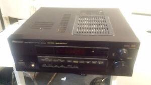 500w Pioneer VSX-D510 surround sound amplifier
