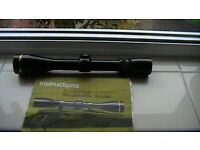 LEUOPOLD RIFLE SCOPE MINT CONDITION