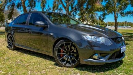 2009 FPV GS FG Grey 6 Speed Auto Seq Sportshift Sedan Rockingham Rockingham Area Preview