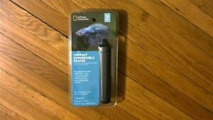National Geographic 10 Watt Compact Submersible Heater.[new]