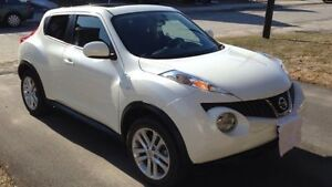 LEASE TAKEOVER on 2013 Nissan Juke SL w/WINTER TIRES