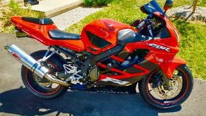 CBR 600 F4i Mint condition. Perfectly maintained.