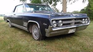 1964 Oldsmobile Starfire  All Original, Solid Car
